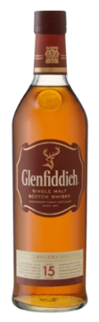 Picture of Glenfiddich 15 Year Old Scotch Whisky 750ml