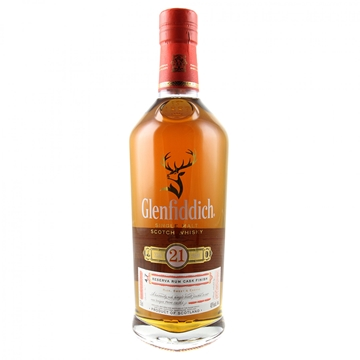 Picture of Glenfiddich Single Malt 21 Year Whisky 750ml