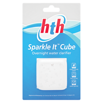 Picture of HTH Sparkle It Cube Pool Clarifier