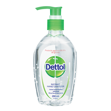 Picture of Dettol Hand Sanitiser 200ml