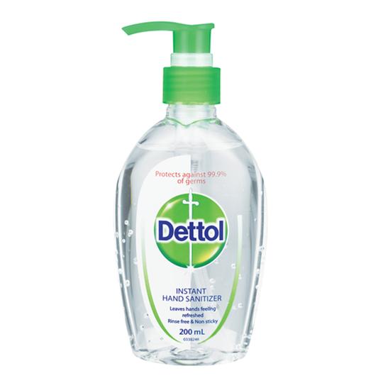 Picture of Dettol Hand Sanitiser 200ml