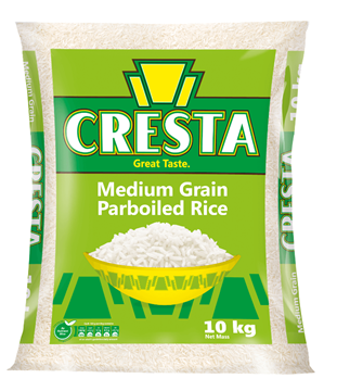 Picture of Cresta Medium Grain Parboiled Rice Pack 10kg