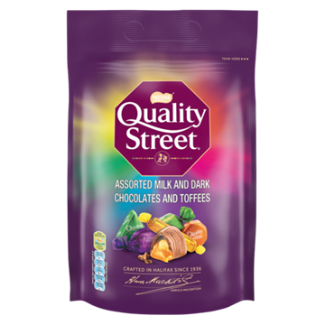 Picture of Quality Street Chocolates Assorted Bag 435g