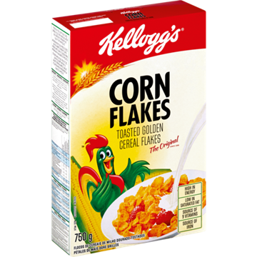 Picture of Kellogg's Corn Flakes Cereal 750g