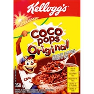 Picture of Kelloggs Original Cocopop Cereal Pack 350g