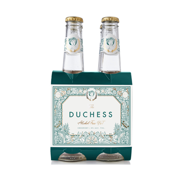 Picture of The Duchess Gin&Tonic Non-Alc Greenery 4 x 275ml