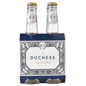 Picture of The Duchess Non-Alcoholic Gin & Tonic 4 x 275ml