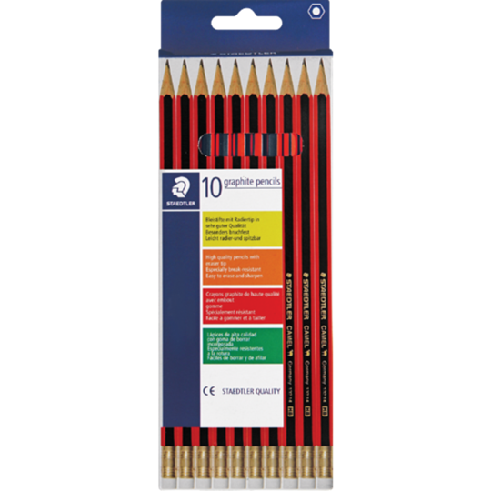 Picture of Staedtler Pencil Tradition 10's