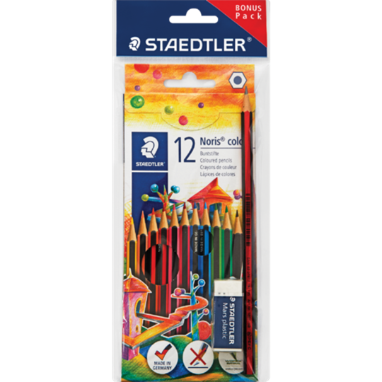 Picture of Staedtler Pencil Value Colour Long
