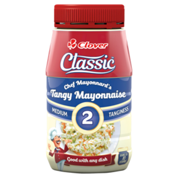 Picture of Clover Medium Mayonnaise 750ml