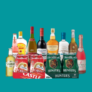 Picture for category WINE, LIQUOR & BEVERAGES