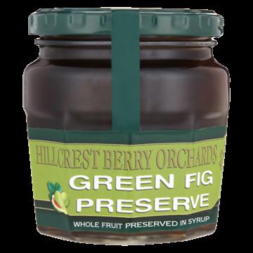 Picture of Hillcrest Green Fig Preserve Jar 340g