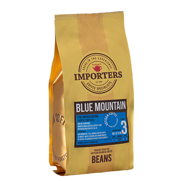 Picture of Importers Blue Mountain Coffee Beans Pack 1kg
