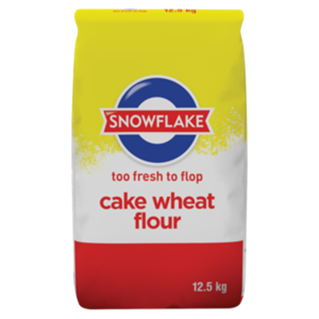 Picture of Snowflake Cake Flour Bag 12.5kg