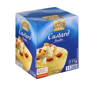 Picture of Carte D'or Custard Powder Box 5 x 500g
