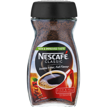 Picture of Nescafe Classic Instant Coffee Jar 200g