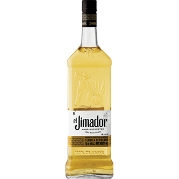 Picture of El Jimador Reposado Tequila Bottle 750ml