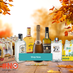 Picture for category APRIL LIQUOR PROMOTION