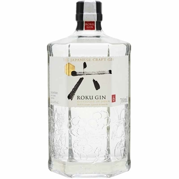 Picture of Roku Gin 750ml Bottle