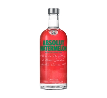 Picture of Absolut Watermelon Vodka 750ml