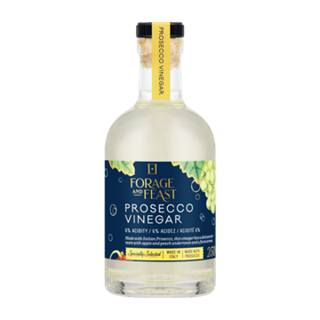 Picture of Forage & Feast Prosecco Vinegar 250ml