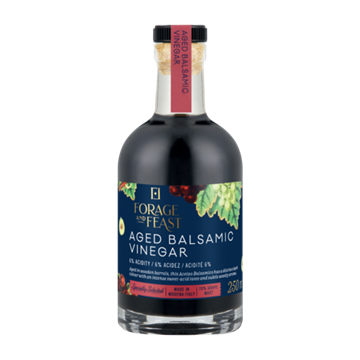 Picture of Forage & Feast Aged Balsamic Vinegar 250ml