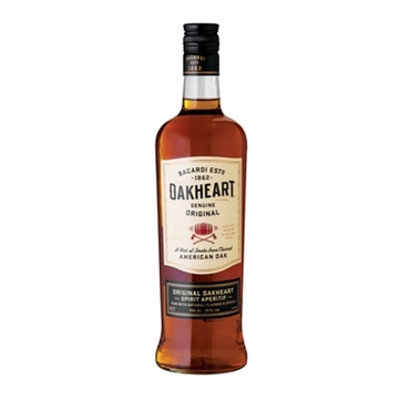 Picture of Bacardi Spiced Rum Bottle 750ml