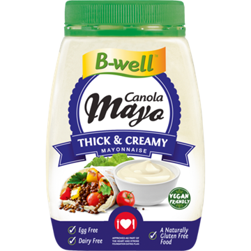 Picture of B-Well Thick & Creamy Mayonnaise Jar 370g