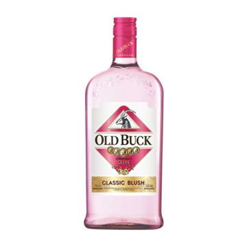 Picture of Old Buck Classic Blush Gin 750ml