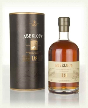 Picture of Aberlour 18 Year Old Whisky In Canister 750ml