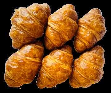 Picture of Coimbra Frozen Croissant Medium Thaw&Serve 3 x 65g