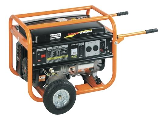 Picture of Schultz Petrol Generator 5.0 KW
