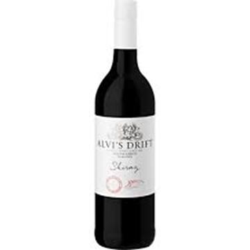 Picture of Alvi's Drift Shiraz Wine Bottle 750ml
