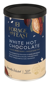 Picture of Forage & Feast White Hot Chocolate Beverage 250g