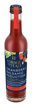 Picture of Forage & Feast Cranberry Balsamic Vinegar 250ml