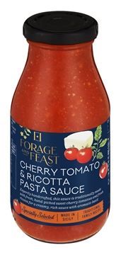 Picture of Forage & Feast Tomato Ricot Pasta Sauce 260g