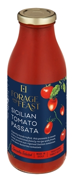 Picture of Forage & Feast Sicilian Passata Sauce 520g
