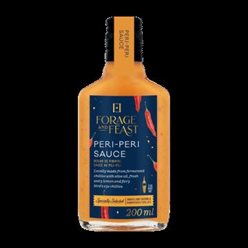 Picture of Forage & Feast Hot Peri Peri Sauce 200ml