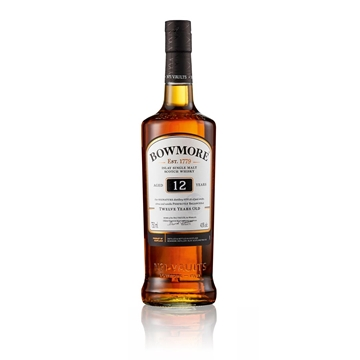 Picture of Bowmore 12-year-old Islay Single Malt Whisky 750ml