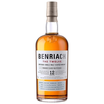 Picture of Benriach The Twelve 12-year-old Speyside Whisky 75