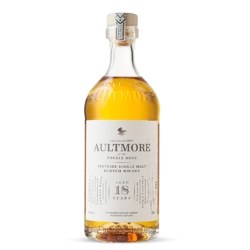 Picture of Aultmore 18 Year Speyside Single Malt Whisky 750ml