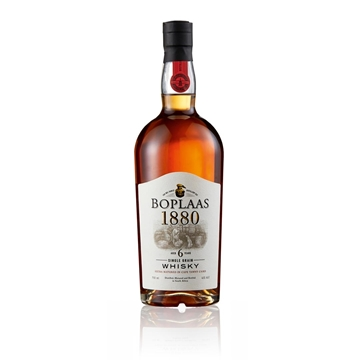 Picture of Boplaas 6-year-old Single Grain Whisky 750ml