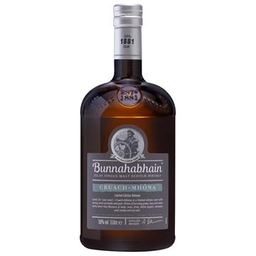 Picture of Bunnahabhain Cruach Mhona Whisky 1L Bottle