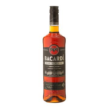 Picture of Bacardi Carta Negra 750ml bottle