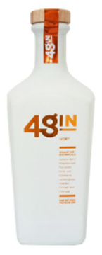 Picture of 48 Gin Ivory 750ml Bottle