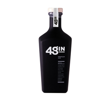 Picture of 48 Gin Platinum 750ml Bottle
