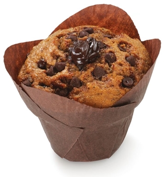 Picture of Rich Frozen Choc Cappucino Filled Muffin 24 x 145g