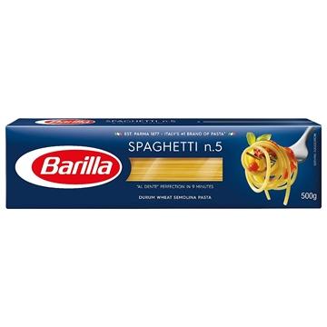 Picture of Barilla Spaghetti Pack 500g