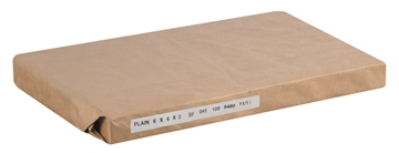 Picture of PLAIN CAKE BOX 6X6X3 100S PACK SF0045