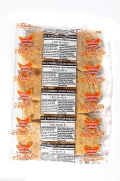 Picture of Ready2go Frozen Chicken Burger 1kg